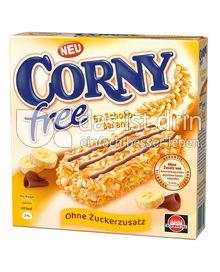 Produktabbildung: Schwartau Corny free Schoko-Banane 120 g