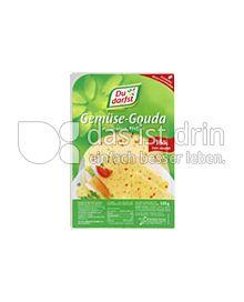 Produktabbildung: du darfst Gemüse Gouda 100 g