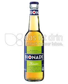 Produktabbildung: BIONADE Kräuter 0,33 l