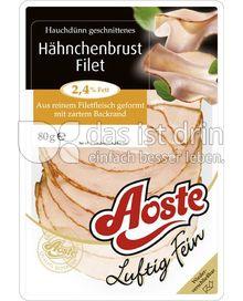 Produktabbildung: Aoste Luftig Fein Hähnchenbrustfilet 80 g