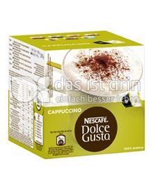 Produktabbildung: Nescafé Dolce Gusto Cappuccino 16 St.
