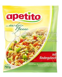 Produktabbildung: Apetito Aus der Pfanne 700 g
