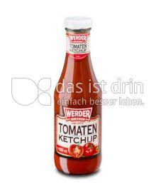 Produktabbildung: Werder Feinkost Premium Tomaten Ketchup 450 ml