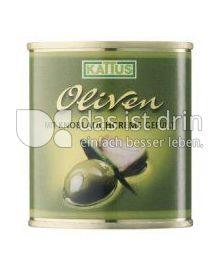 Produktabbildung: Kattus Gefüllte Oliven mit Knoblauchcreme 85 g