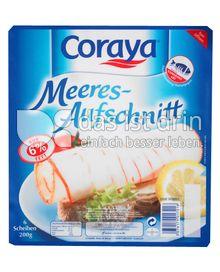 Produktabbildung: Coraya Meeres-Aufschnitt 200 g