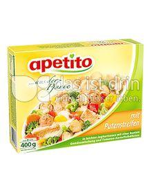 Produktabbildung: Apetito Aus der Pfanne 400 g