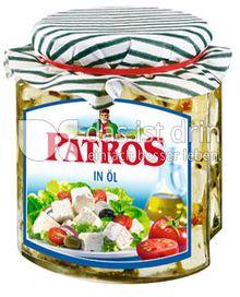 Produktabbildung: Patros Würfel in Öl 300 g