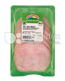 Produktabbildung: Naturkind BIO Schweinerücken 80 g