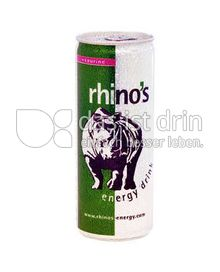 Produktabbildung: rhino's Energy Drink 250 ml