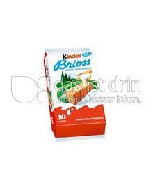 Produktabbildung: Kinder Brioss 280 g
