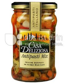 Produktabbildung: Casa Deliziosa Antipasti-Mix 255 g