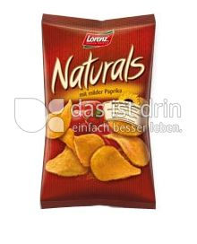 Produktabbildung: Lorenz Naturals mit milder Paprika 110 g