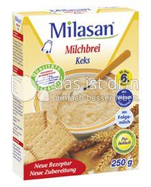 Produktabbildung: Milasan Milchbrei Keks 250 g