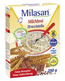Produktabbildung: Milasan Milchbrei Stracciatella 250 g