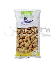 Produktabbildung: Grünes Land Bio Erdnüsse 400 g