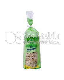 Produktabbildung: Grünes Land Bio Reiswaffeln mit Salz 200 g
