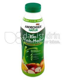 Produktabbildung: Andechser Natur Bio-Trink-Molke, Mango-Apfel 500 g