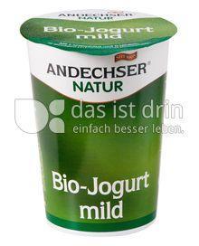 Produktabbildung: Andechser Natur Bio Joghurt mild 3,8% 500 g