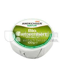 Produktabbildung: Andechser Natur Bio-Camembert 55% 100 g