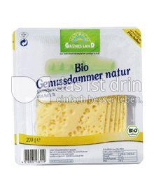 Produktabbildung: Grünes Land Genussdamer-Scheiben 200 g