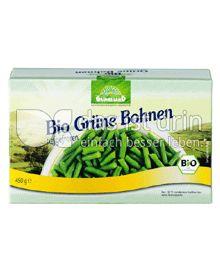Produktabbildung: Grünes Land Grüne Bohnen 450 g