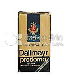 Produktabbildung: Dallmayr Kaffee 500 g
