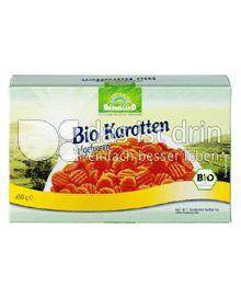 Produktabbildung: Grünes Land Karottenscheiben 450 g