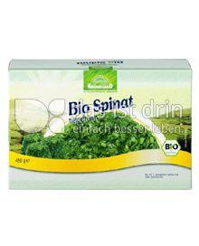 Produktabbildung: Grünes Land Spinat 450 g
