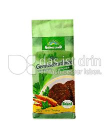 Produktabbildung: Grünes Land Bio Bratling Gemüse 300 g