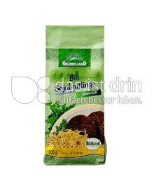 Produktabbildung: Grünes Land Bio Sojabratlinge 300 g