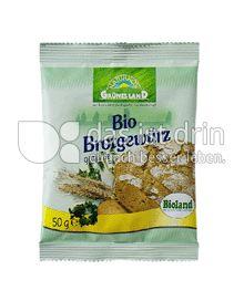 Produktabbildung: Grünes Land Bio Brotgewürz 50 g