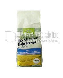 Produktabbildung: Grünes Land Bio Haferflocken Kleinblatt 500 g