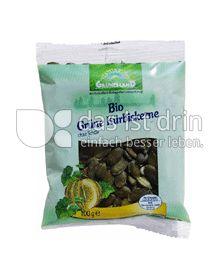 Produktabbildung: Grünes Land Bio Kürbiskerne 100 g