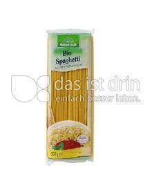 Produktabbildung: Grünes Land Bio Spaghetti 500 g