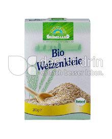 Produktabbildung: Grünes Land Bio Weizenkleie 200 g