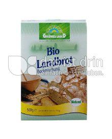 Produktabbildung: Grünes Land Bio Brotbackmischung 500 g