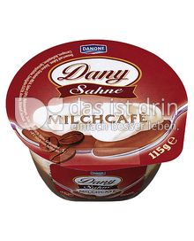 Produktabbildung: Danone Dany Sahne Milchcafé 115 g