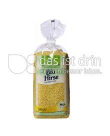 Produktabbildung: Grünes Land Bio Hirse 500 g