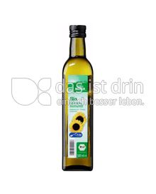 Produktabbildung: Grünes Land Bio Sonnenblumenöl 500 ml