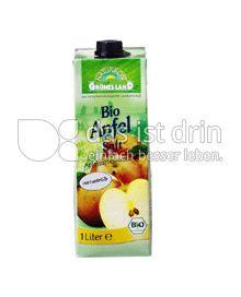 Produktabbildung: Grünes Land Bio Apfelsaft 1 l