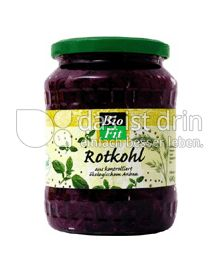 Produktabbildung: Biofit Rotkohl 370 ml