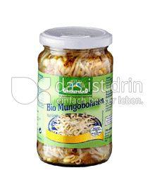Produktabbildung: Grünes Land Bio Mungobohnenkeimlinge 330 g