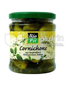 Produktabbildung: Biofit Cornichons 370 ml