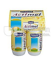 Produktabbildung: Danone Actimel Drink Vanilla 400 g