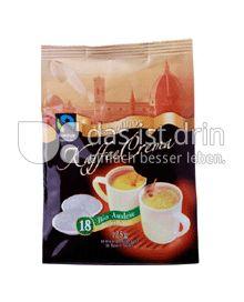 Produktabbildung: Valentinos Transfair Bio Crema Pads 125 g