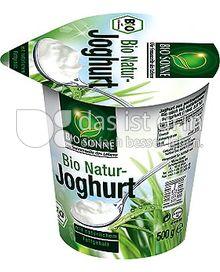 Produktabbildung: Bio Sonne Bio - Natur - Joghurt 500 g