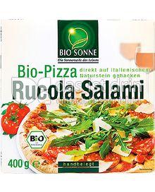 Produktabbildung: Bio Sonne Bio - Steinofen - Pizza 400 g