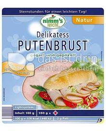 Produktabbildung: Nimm's leicht Delikatess - Putenbrust 100 g