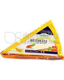Produktabbildung: Nimm's leicht Weichkäse 200 g