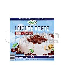Produktabbildung: Nimm's leicht Torte 625 g